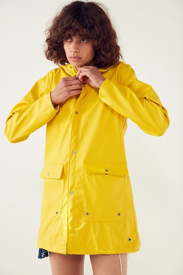 Best Raincoats Trendy Waterproof Jackets