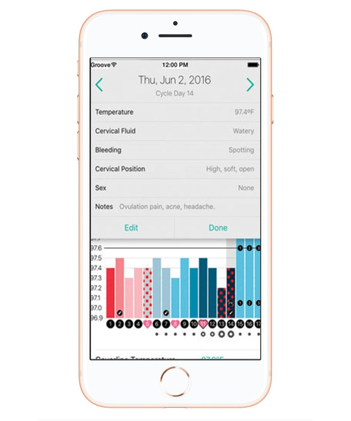 Iui fertility friends app