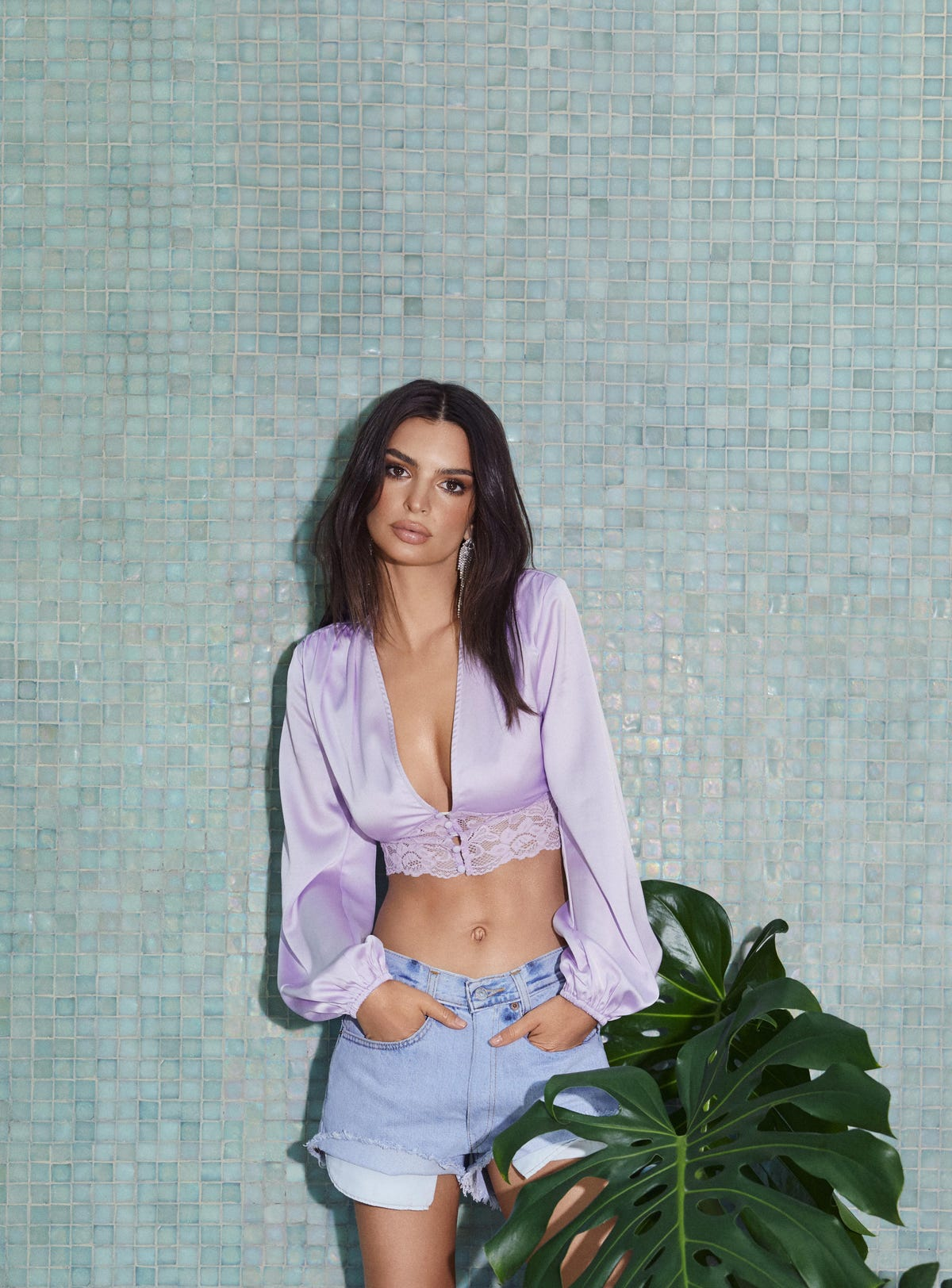 2e6f9d6f3a Nasty Gal Is Emily Ratajkowski Approved For Summer 2019