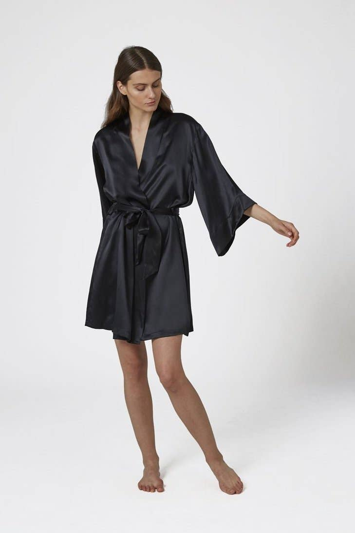 Upgrade Your Loungewear With These 29 Slinky Robes