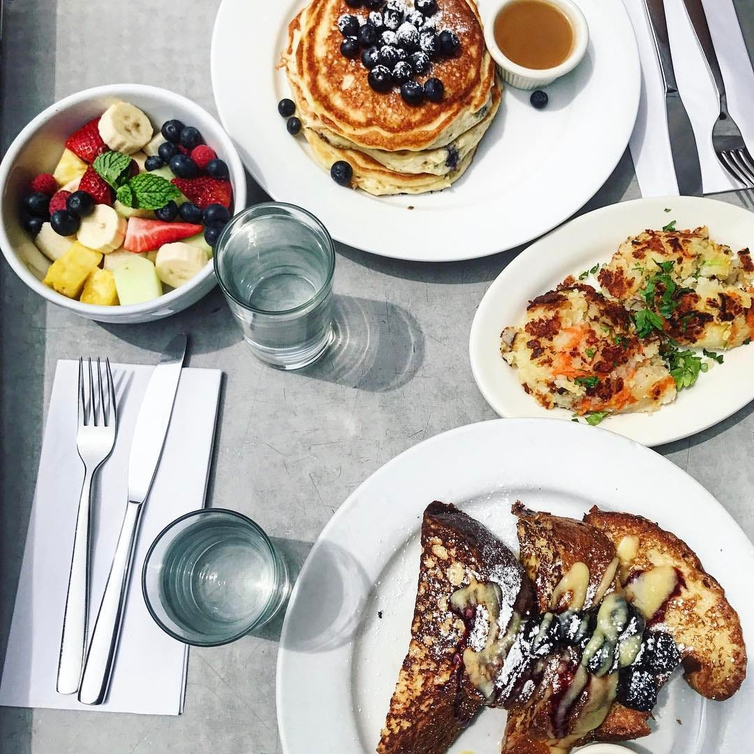 Best Brunch NYC - Breakfast Restaurant Near Me New York