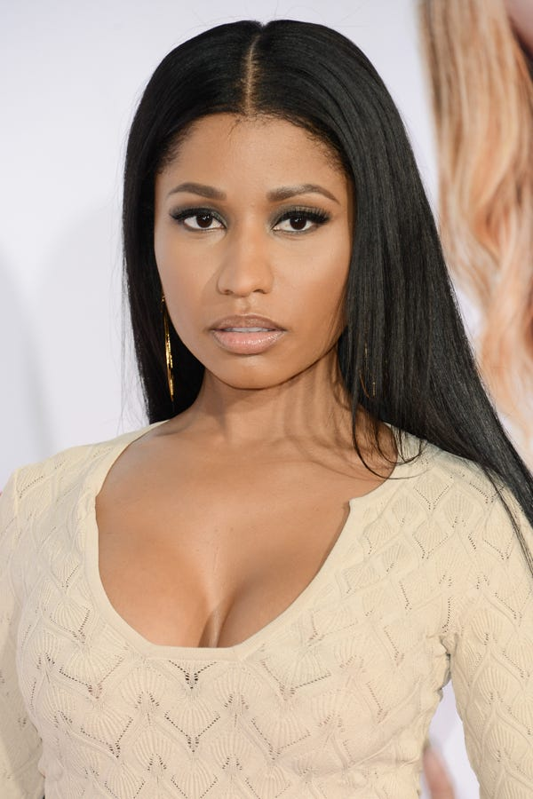 Nicki Minaj Natural Makeup