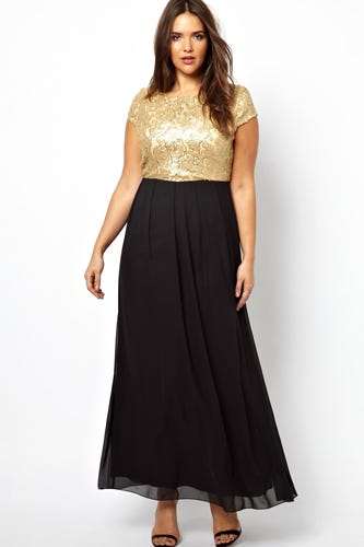 Plus Size New Years Eve Dresses Cute Sparkly Styles
