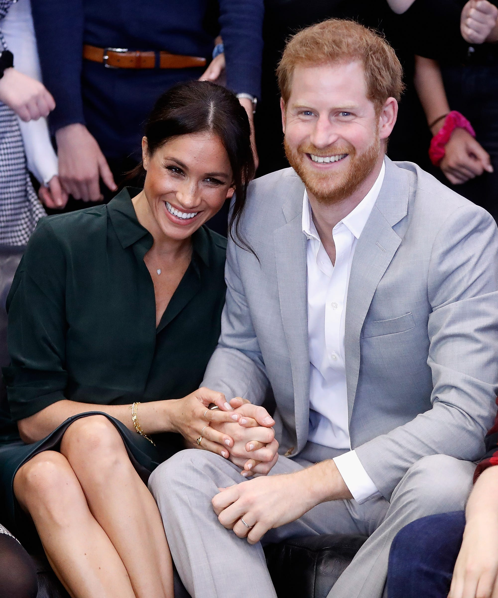The Best Prince Harry And Meghan Markle Children