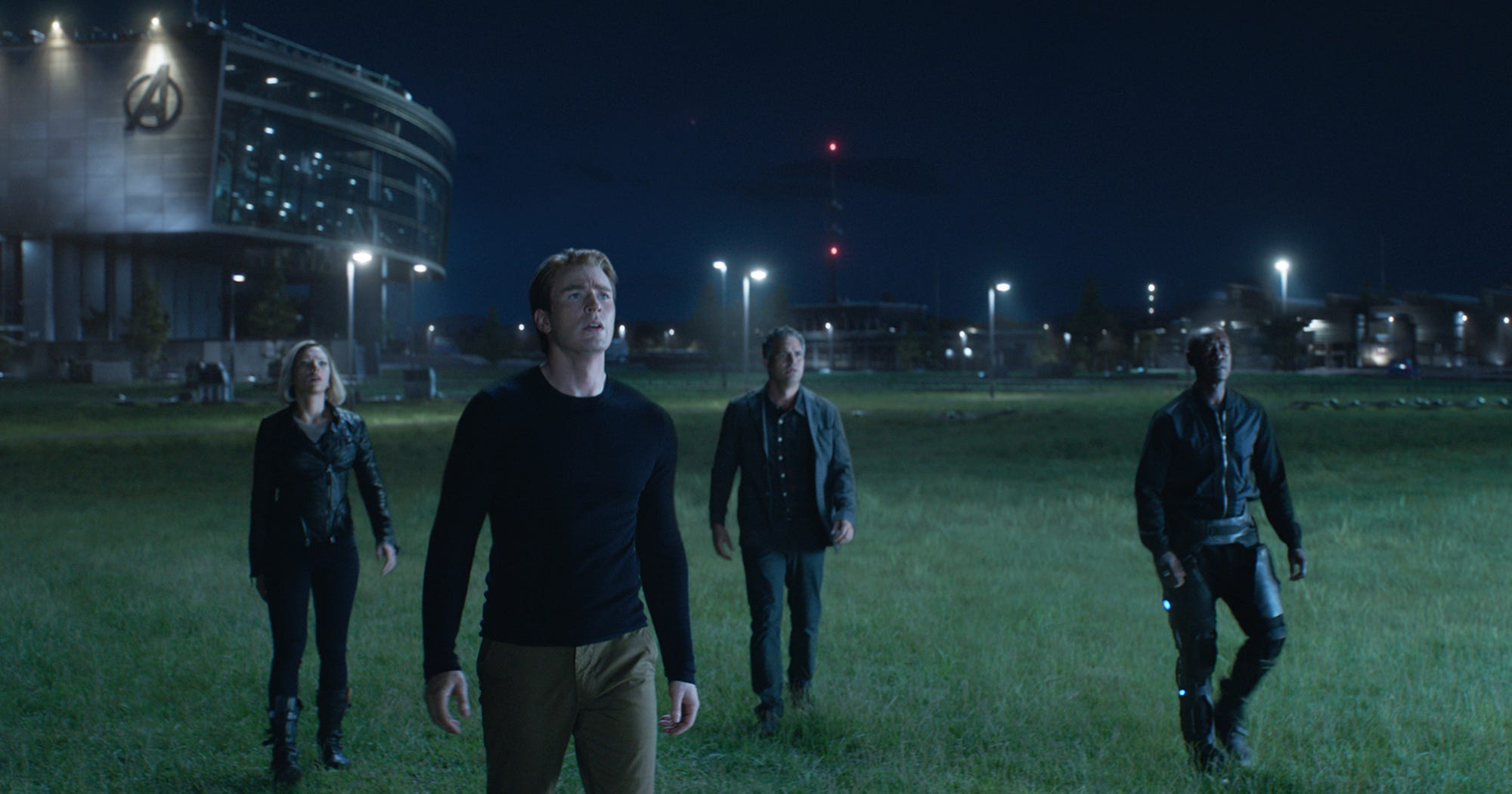 Who Are The Marvel Character Cameos In Avengers Endgame
