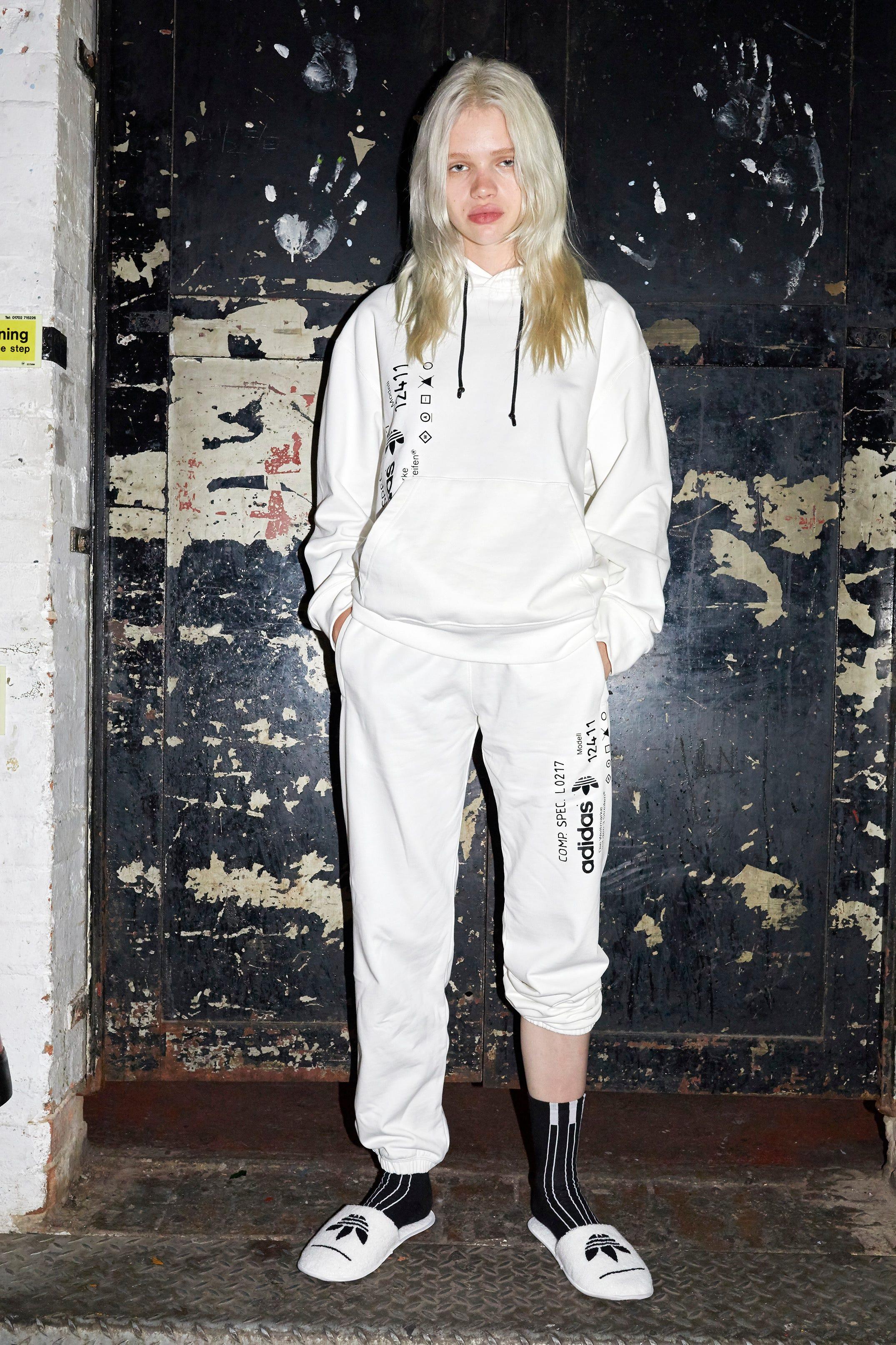Herren Sneaker | Adidas Originals DEERUPT RUNNER weiß|grau ⋆ Linearnetrik