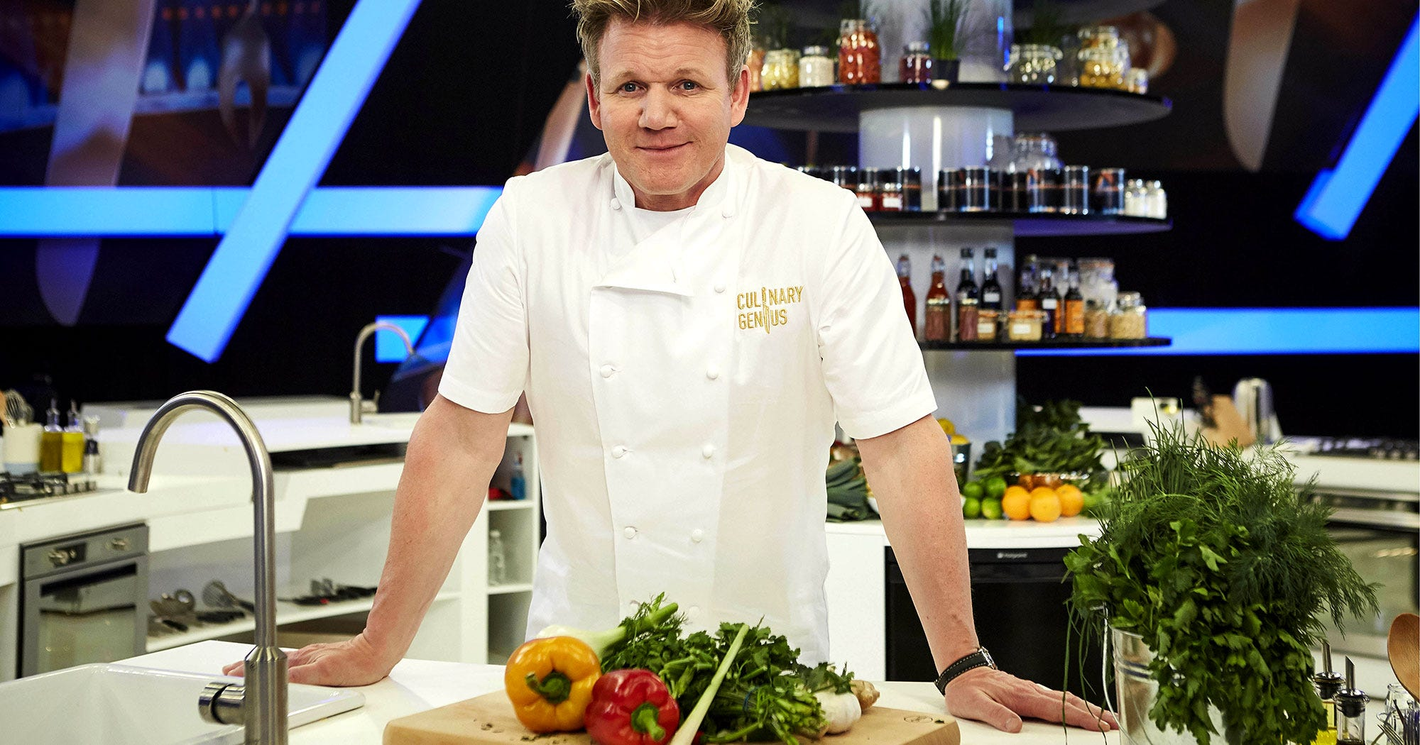 Gordon Ramsay Germany