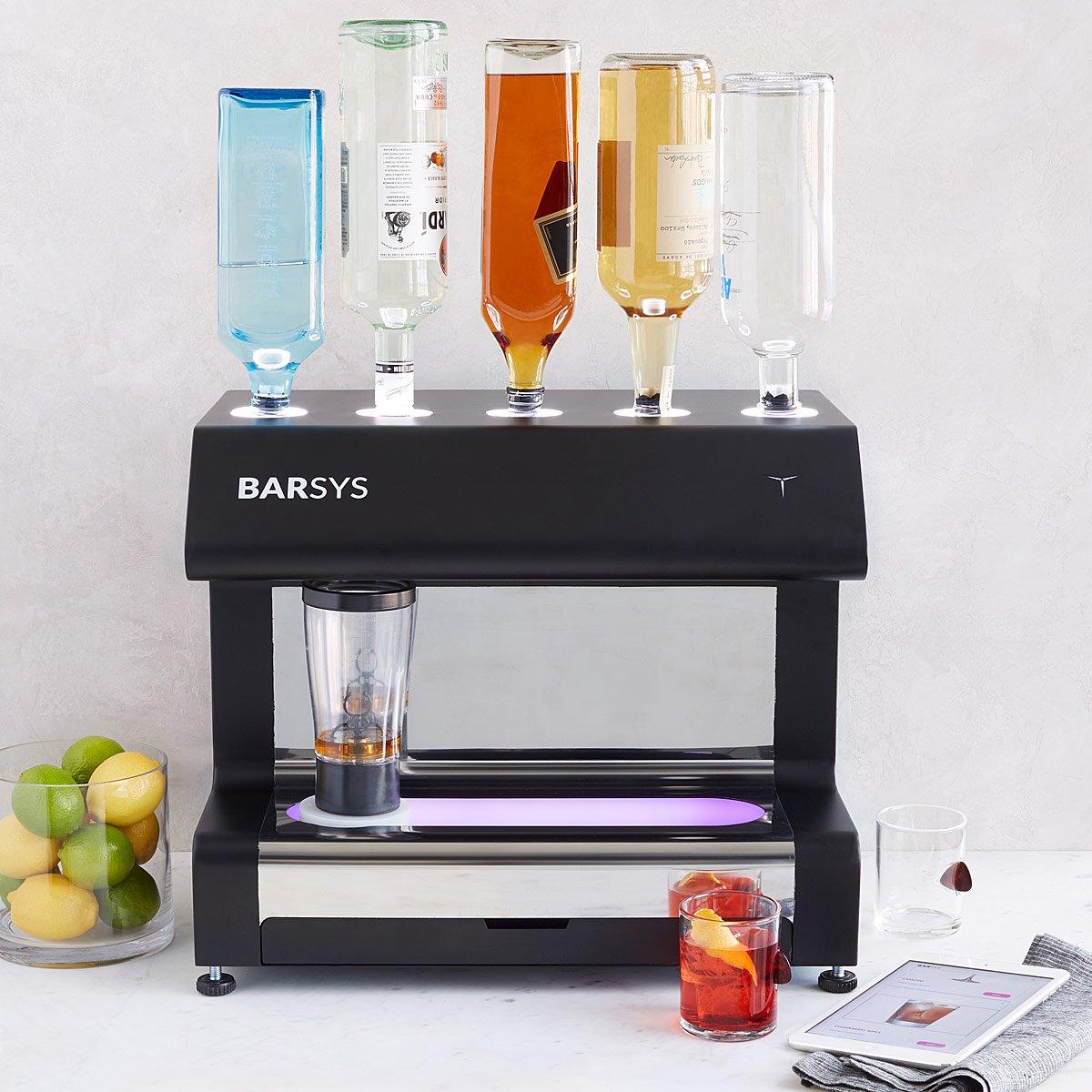 Barsys Robot Bartender