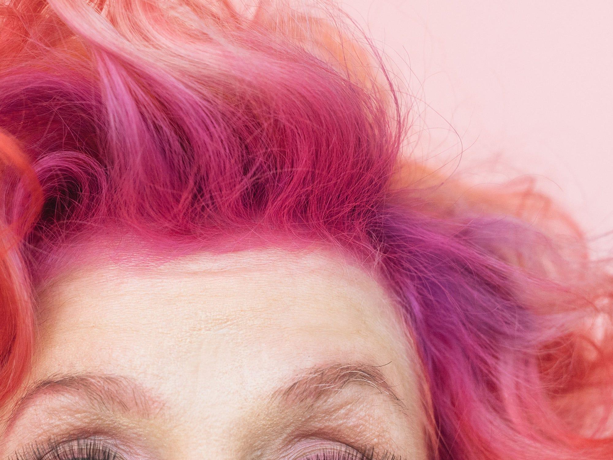 Über haarfarbe 60 frauen Russische Frauen