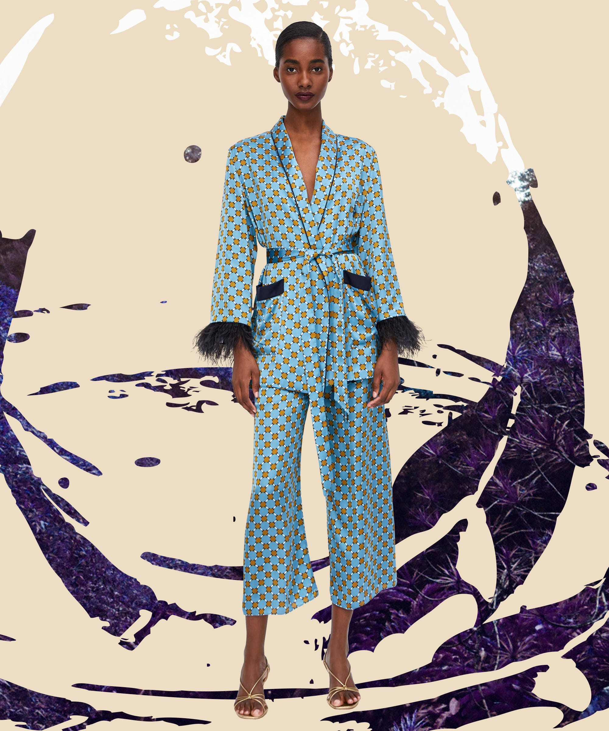 Zara S New Autumn Arrivals Are A Blast From The Past
