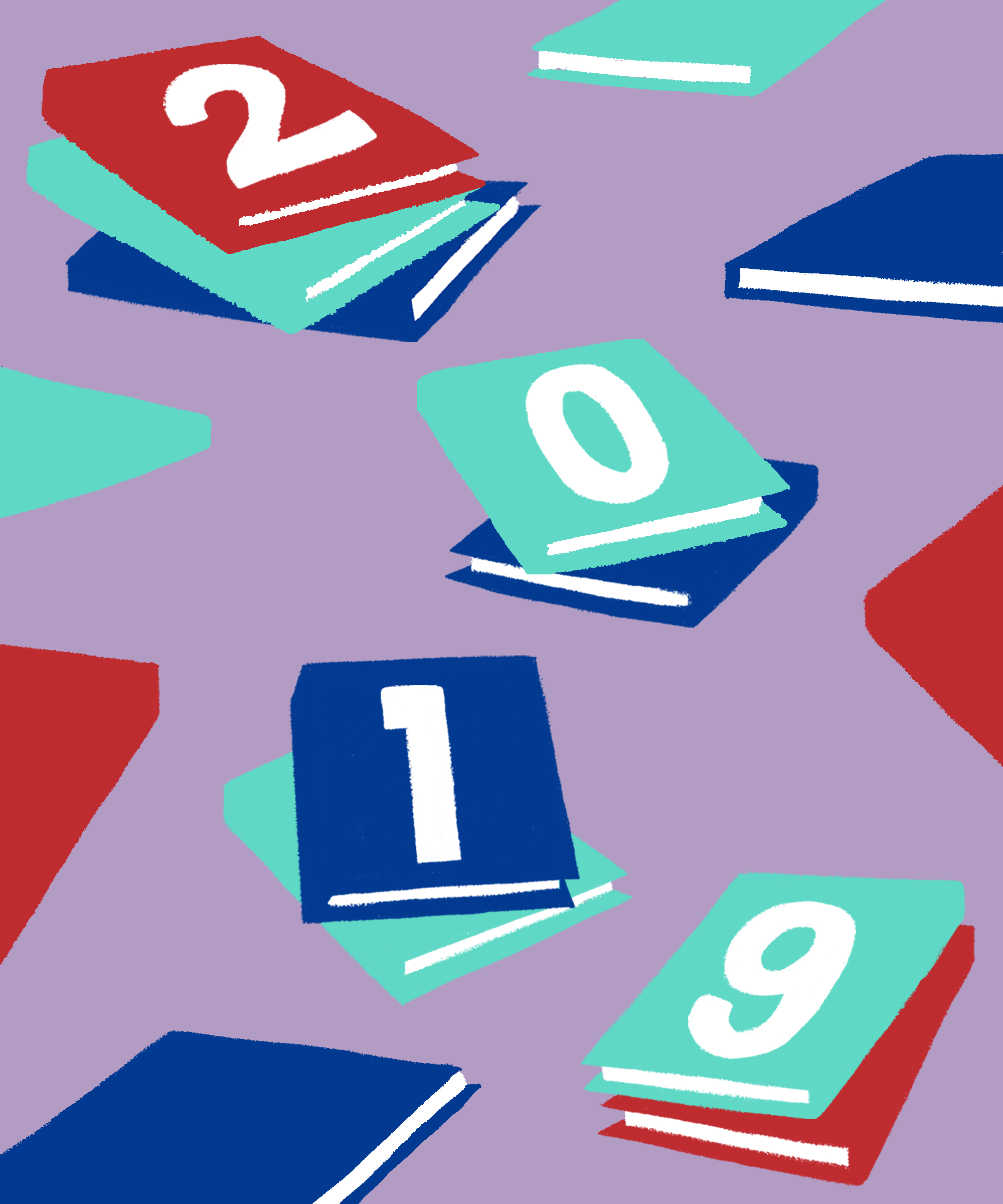 The Books Of 2019 We Can't Wait To Read (So Far)