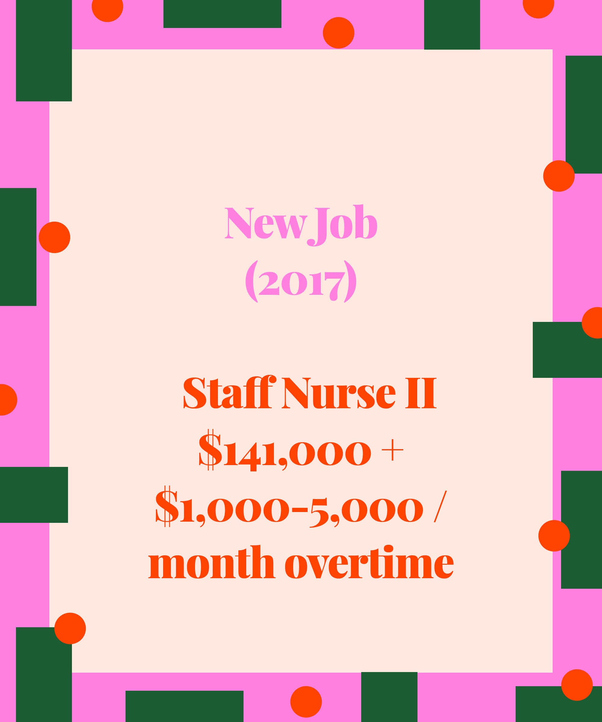 Salary Story Of A Registered Nurse In San Francisco