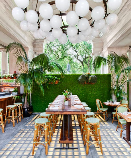 London S Best Restaurants For Al Fresco Dining: Al Fresco Outdoor Patio Dining Food Pics New York