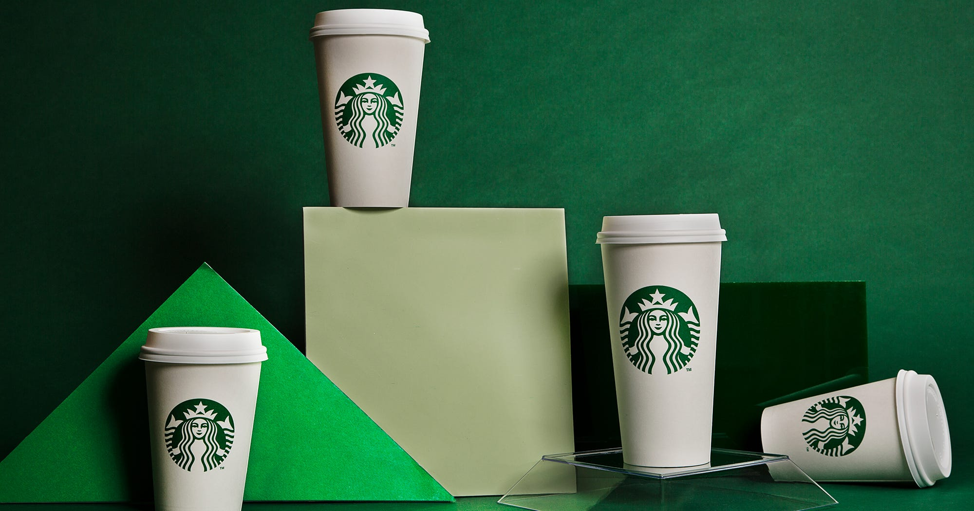 Starbucks Cold Drink Cup Sizes