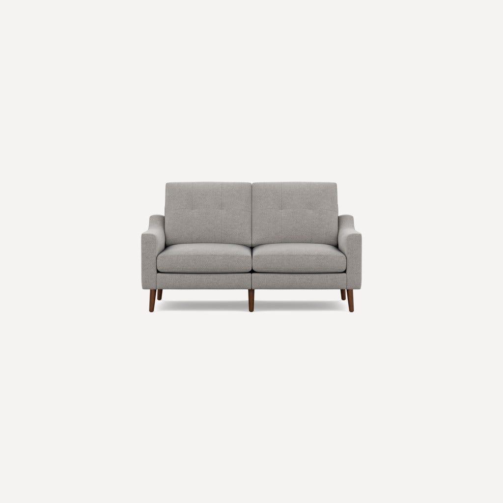 Brilliant Nomad Loveseat Inzonedesignstudio Interior Chair Design Inzonedesignstudiocom