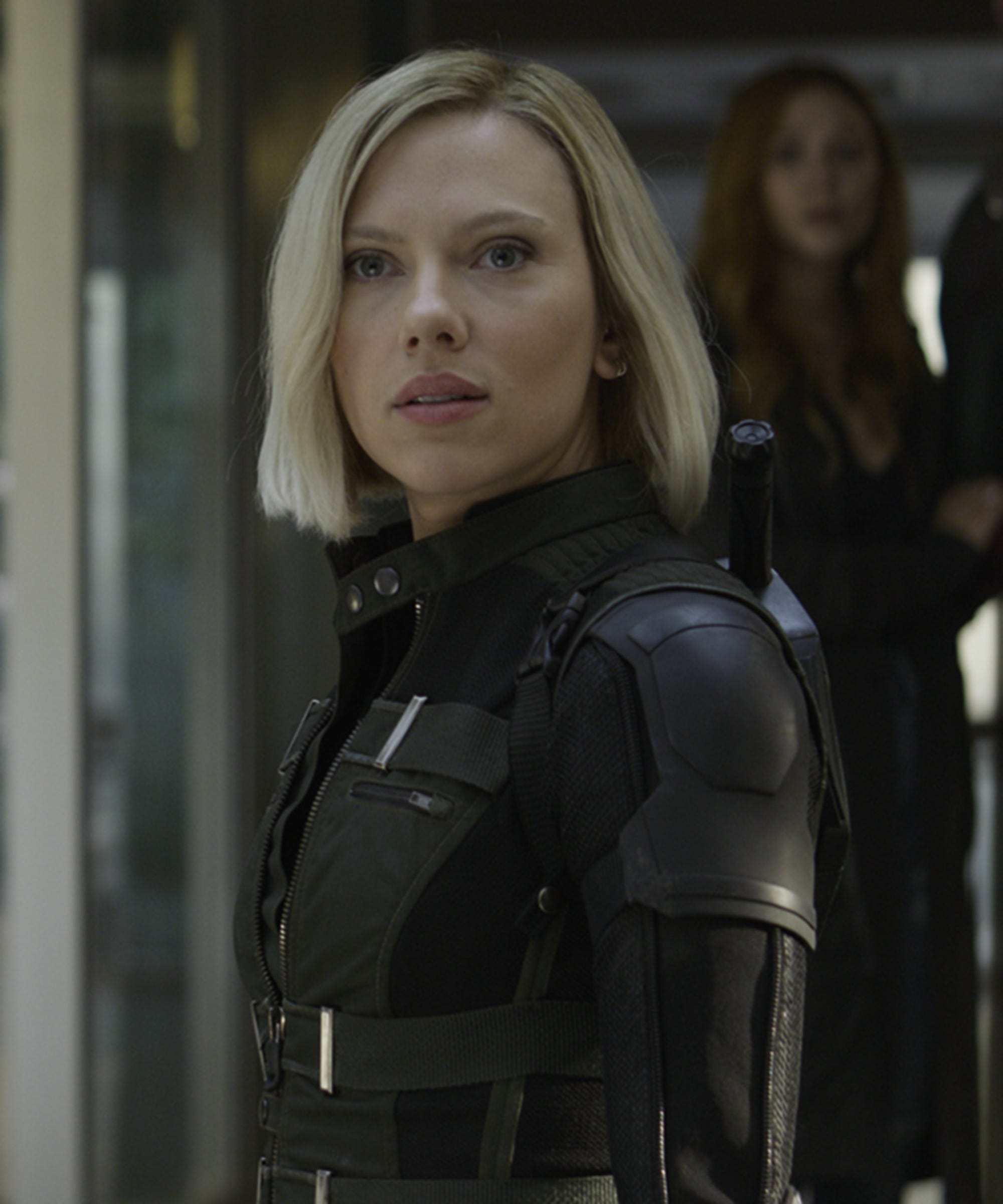 Black Widow Red Hair Color Teases Avengers Endgame Plot