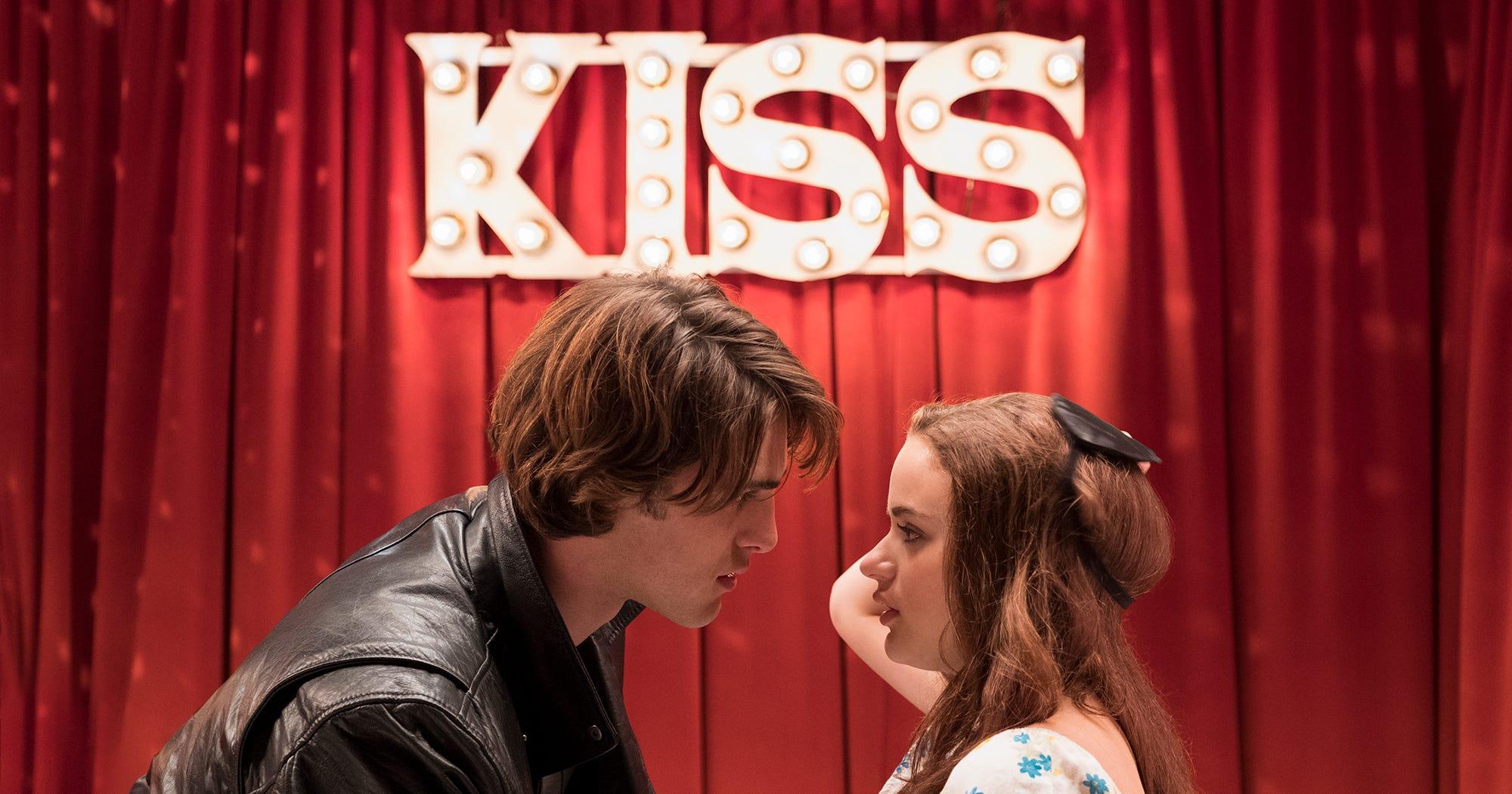 Jacob Elordi Noah Has New Girlfriend In Kissing Booth 2