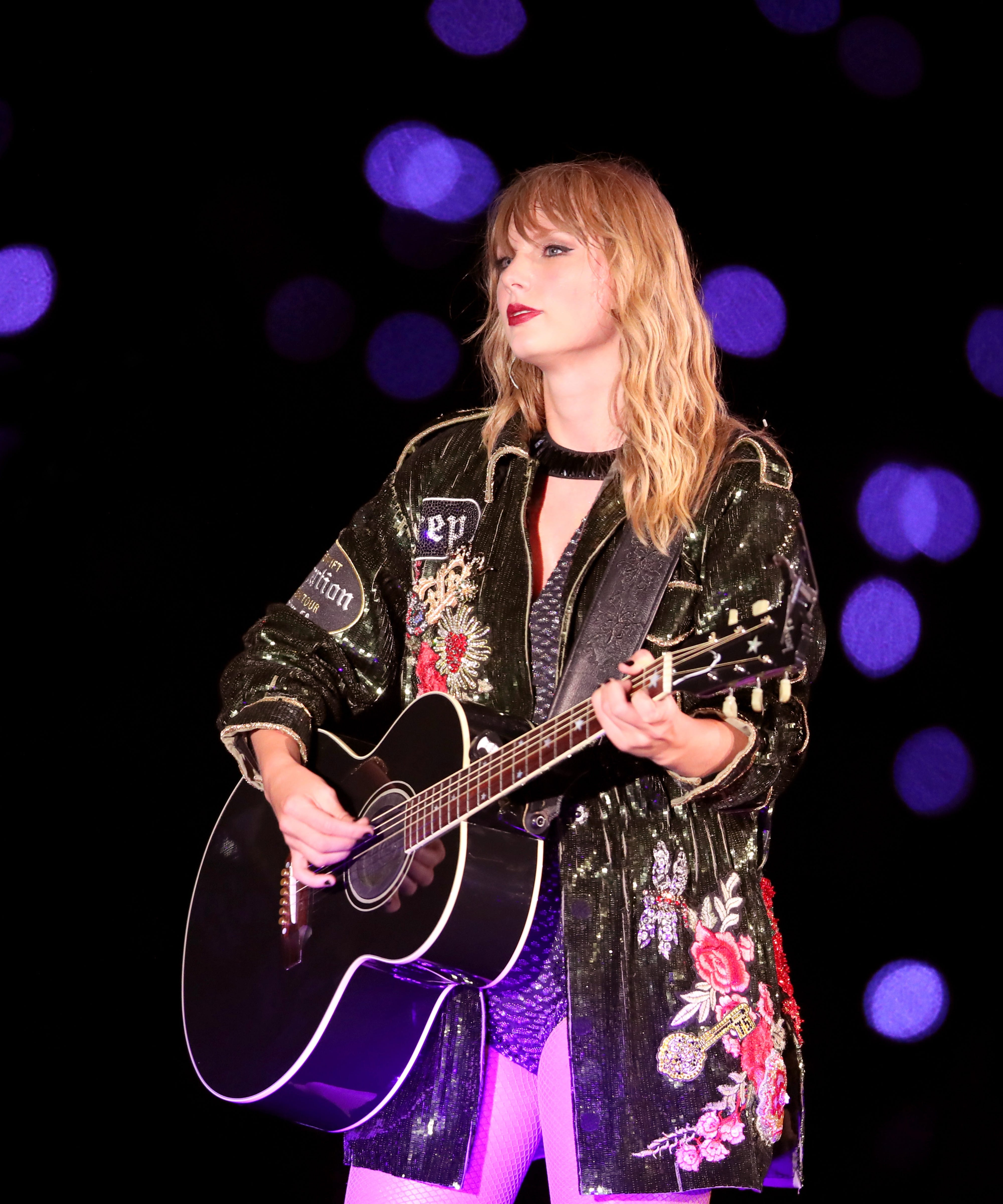 What Taylor Swift Revealed In Reputation Tour Seattle