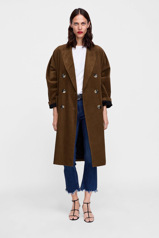 Long Trench Coat Womens Zara Tradingbasis