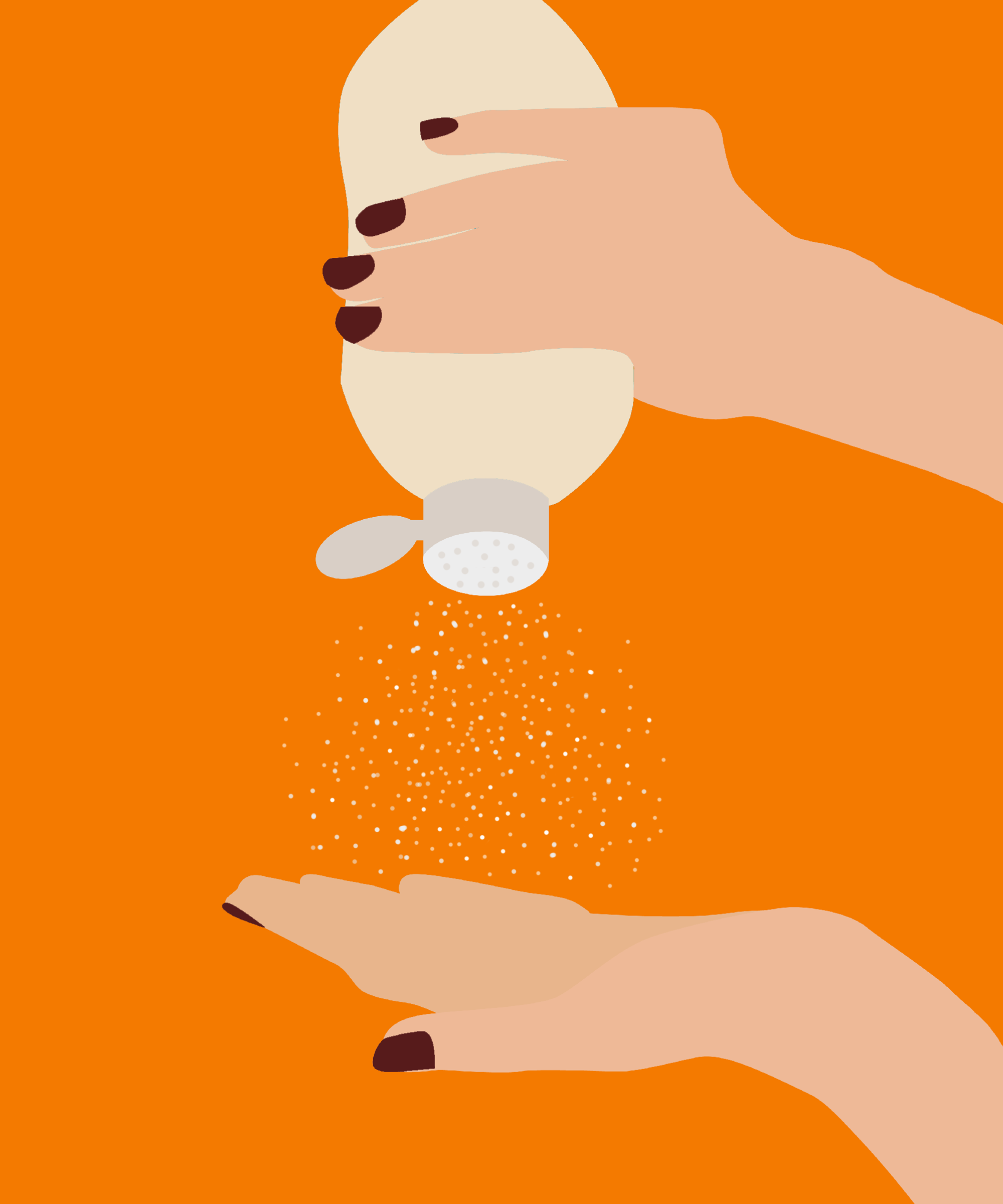 Applying Deodorant Stock Illustrations – 68 Applying Deodorant Stock  Illustrations, Vectors & Clipart - Dreamstime