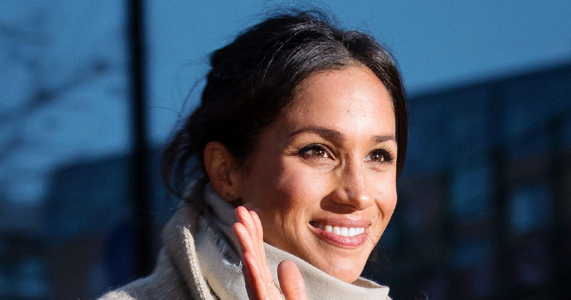 Meghan Markle Kate Middleton Wearing A Tiara