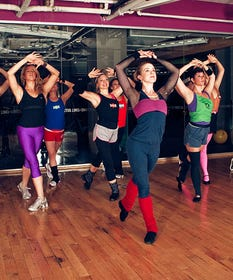 best dance workouts and dance clothing