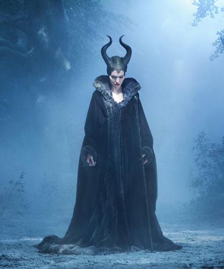 Maleficent Costume Angelina Jolie Makeup