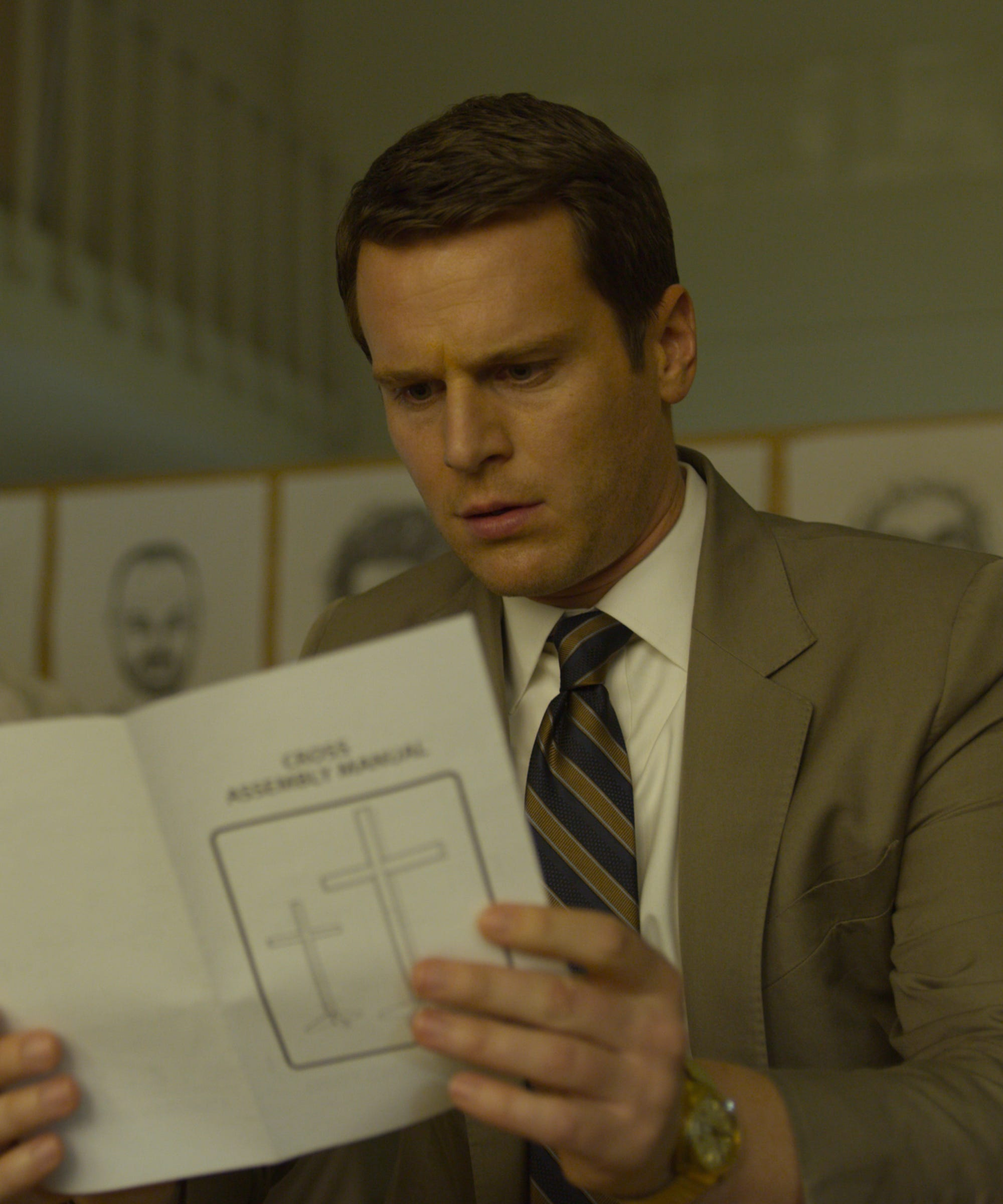 Where You've Seen Mindhunter Tex Watson Actor Before