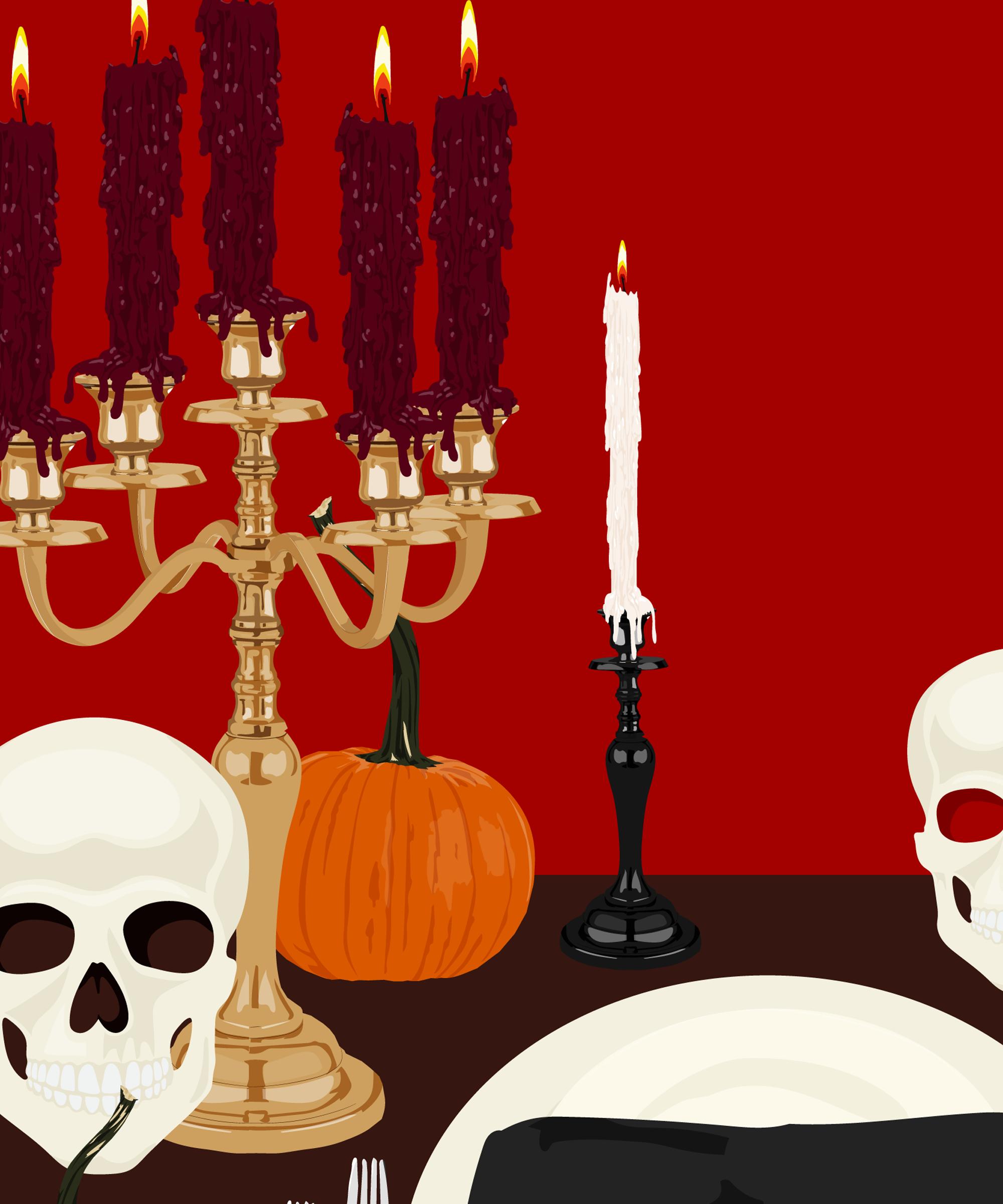 Hallo Halloween-Küche: 3 schaurig schöne Grusel-Rezepte