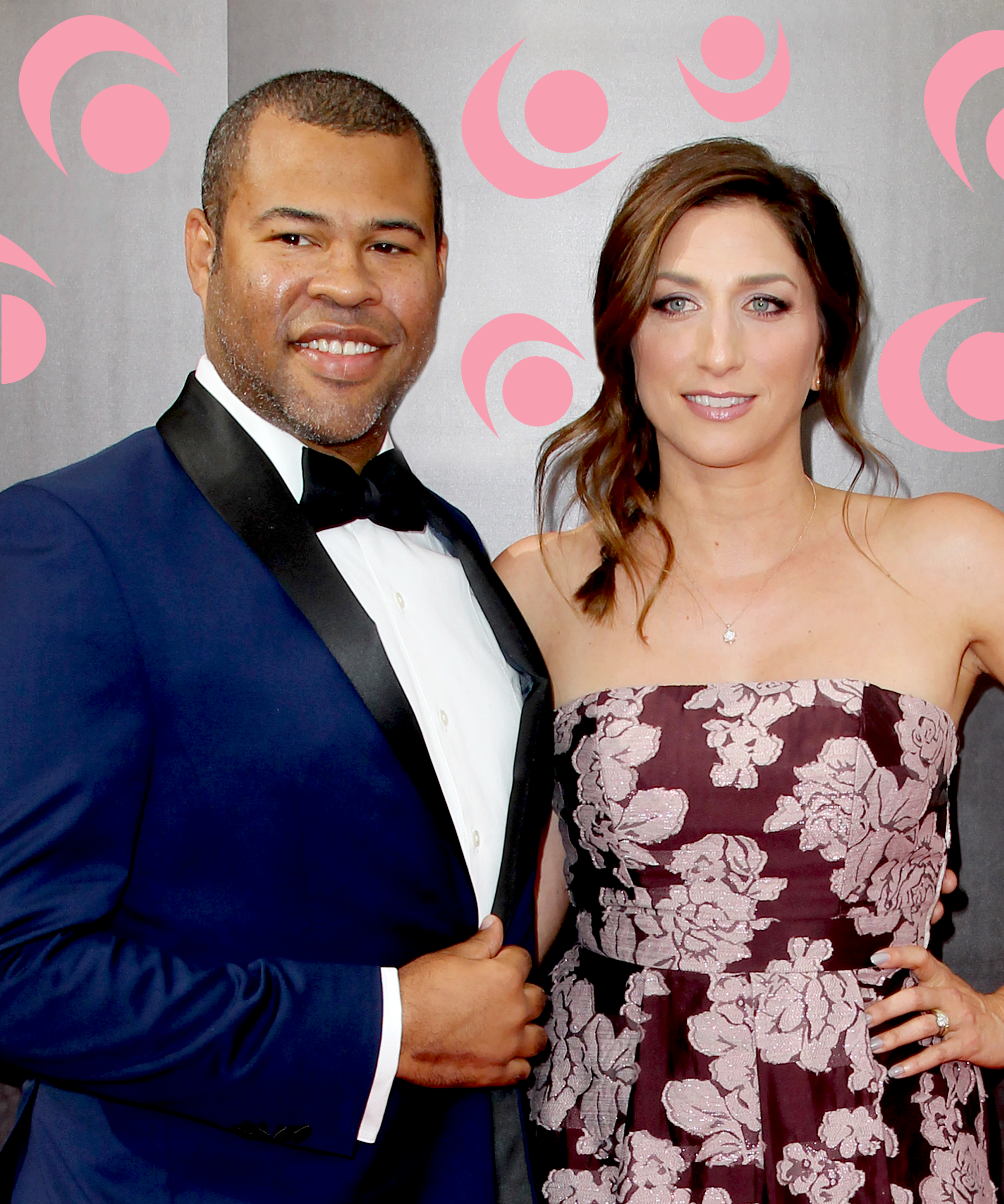Jordan Peele S White Wife Is A Non Issue