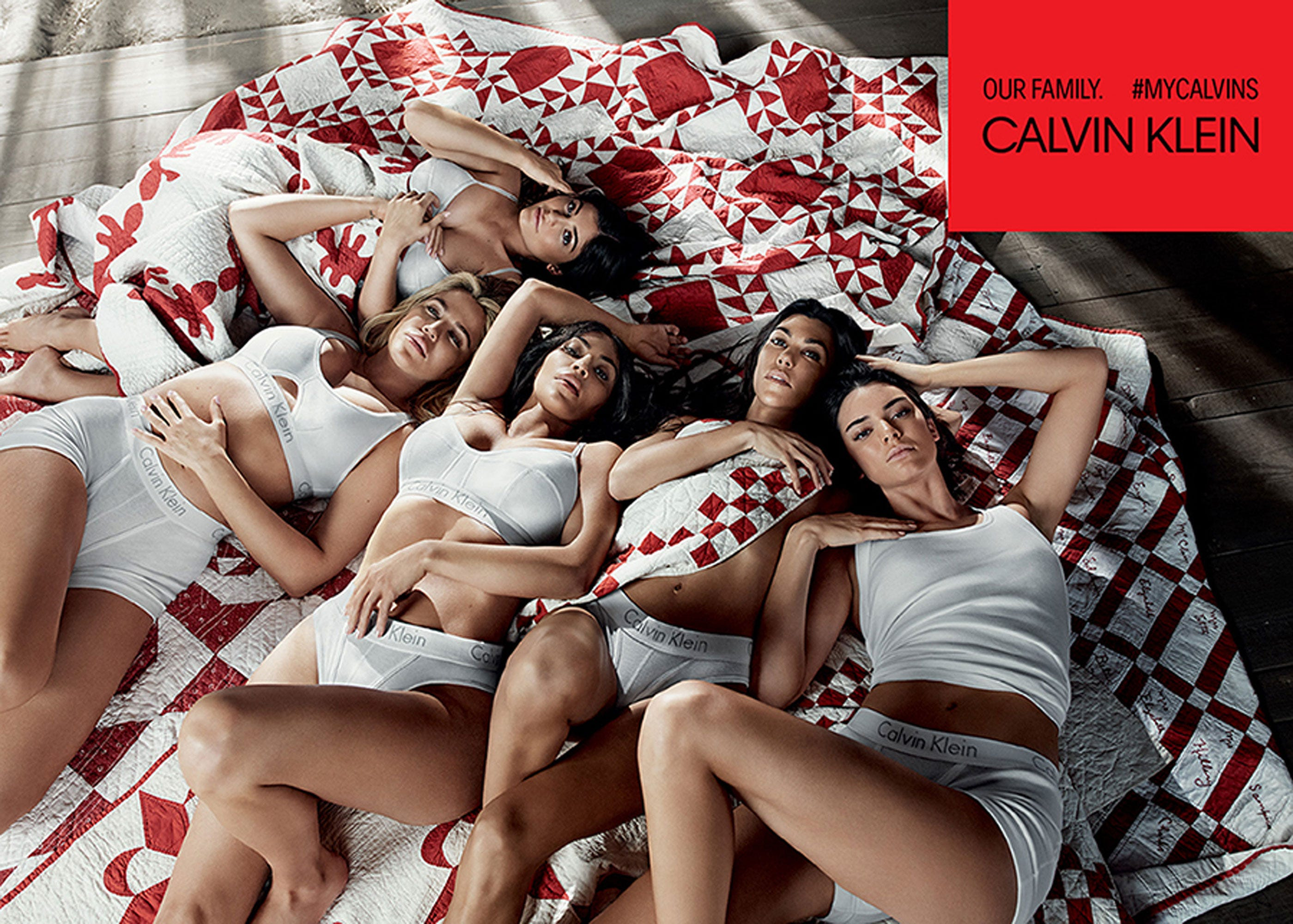 latest #mycalvins ad causes controversy