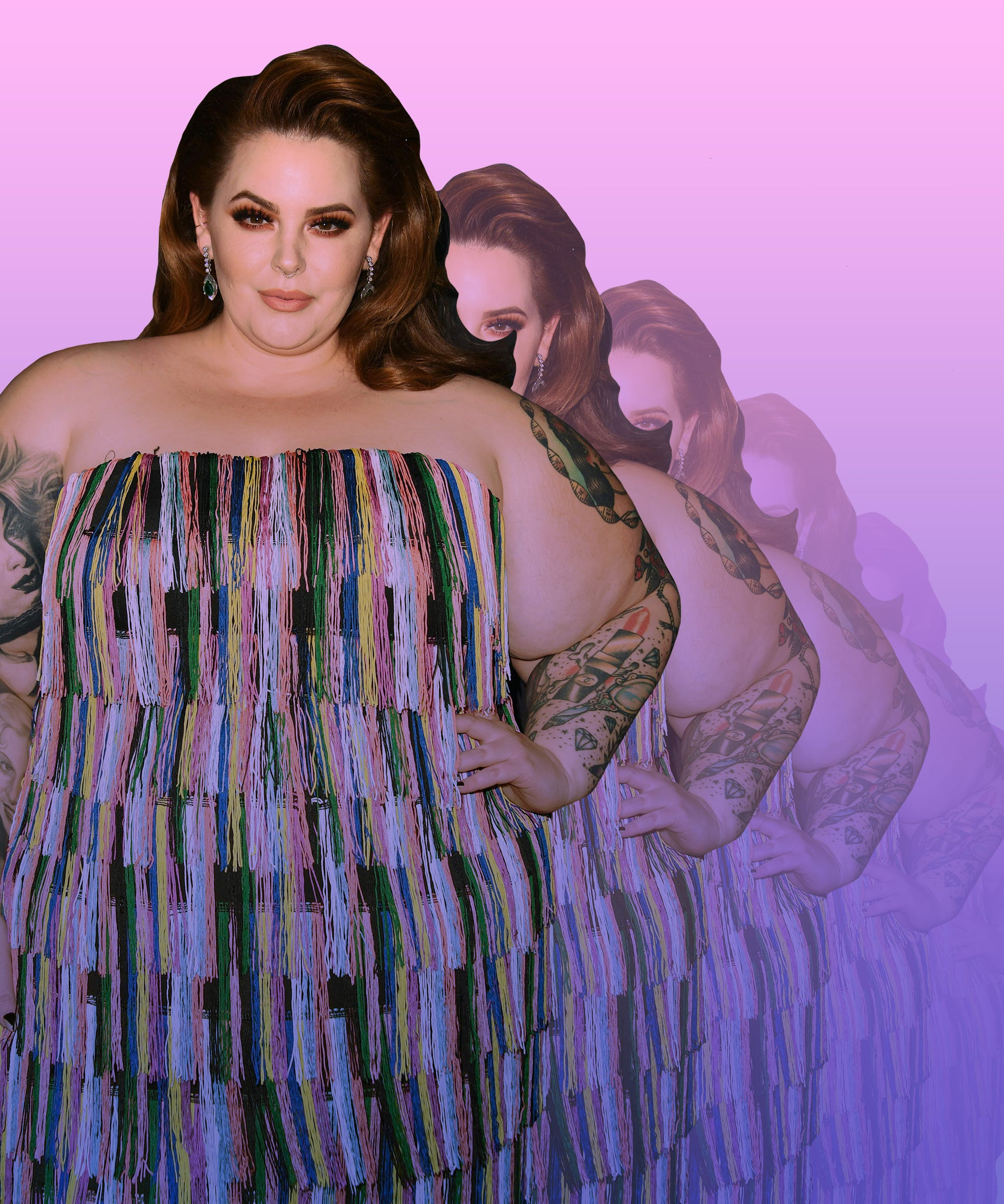This Is Why Tess Holliday Feels Most Powerful When She's Naked