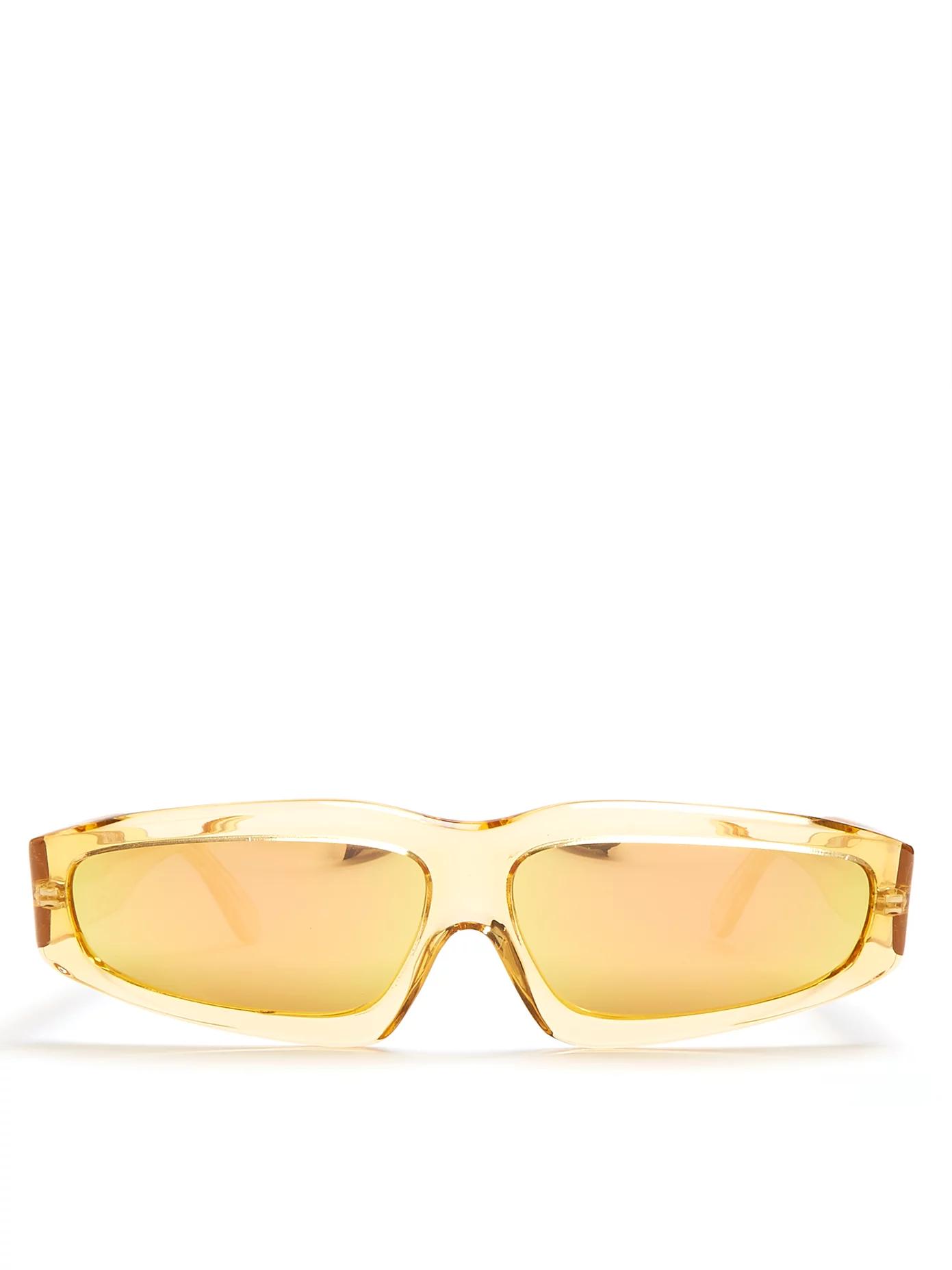 2c79c00950a99 Marques Almeida + Angular-Frame Acetate Sunglasses