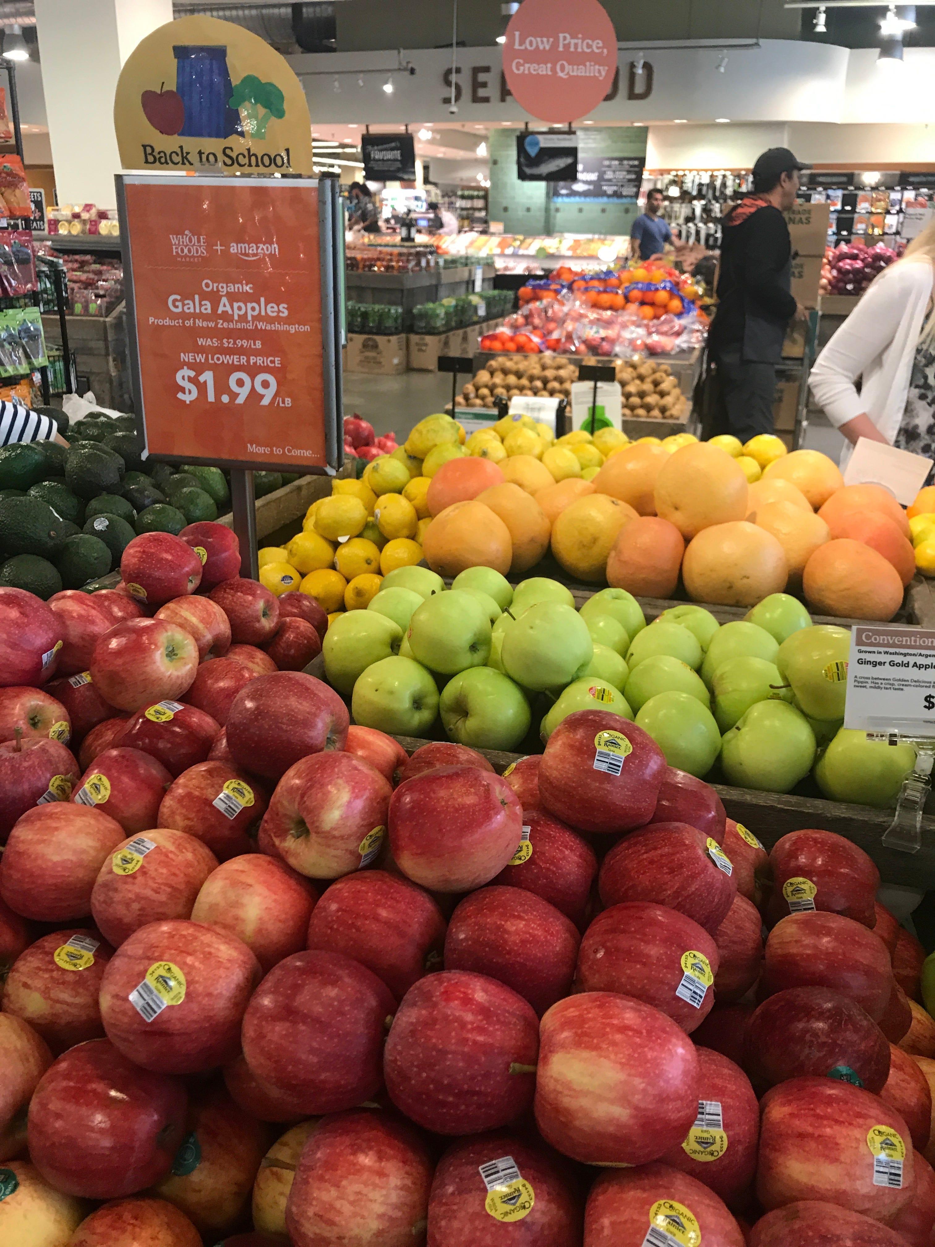 Whole Foods Amazon Price Cut Savings Experiment