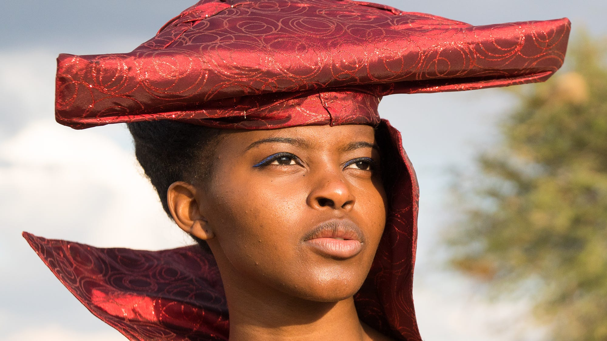 Why Namibian Women Wear Victorian Style Herero Dresses