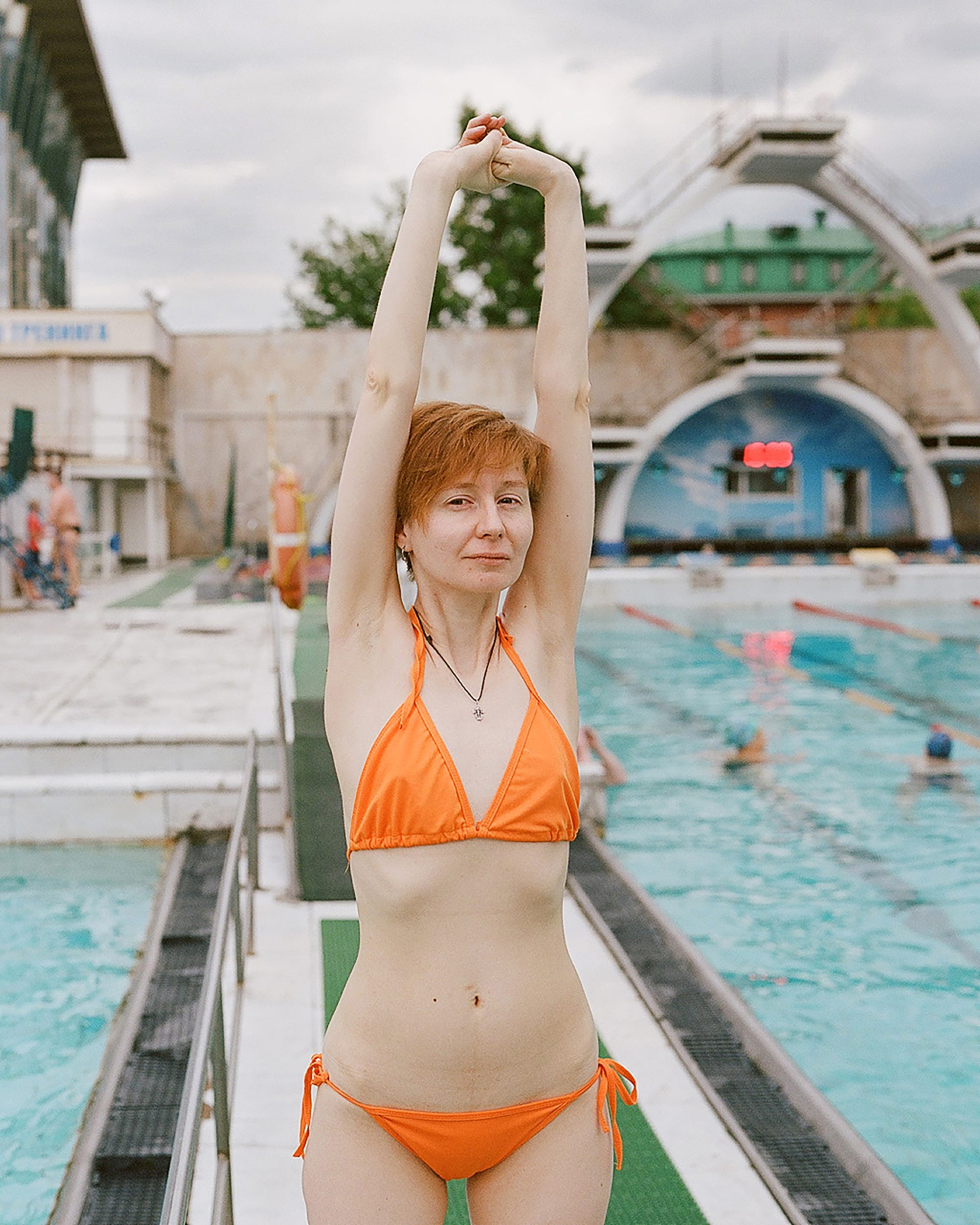 Russian Teen Public Agent