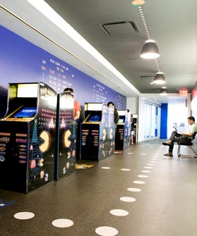 Tour Of Googles Cool NYC Headquarters