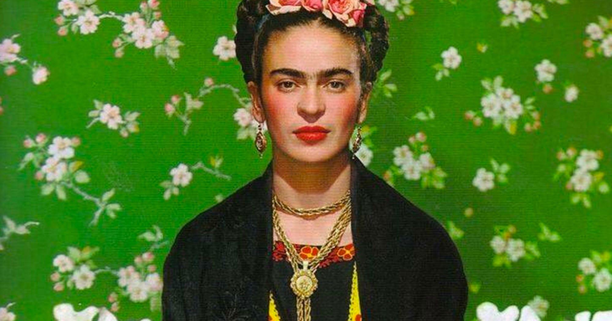 Frida Kahlo Paintings In Uk