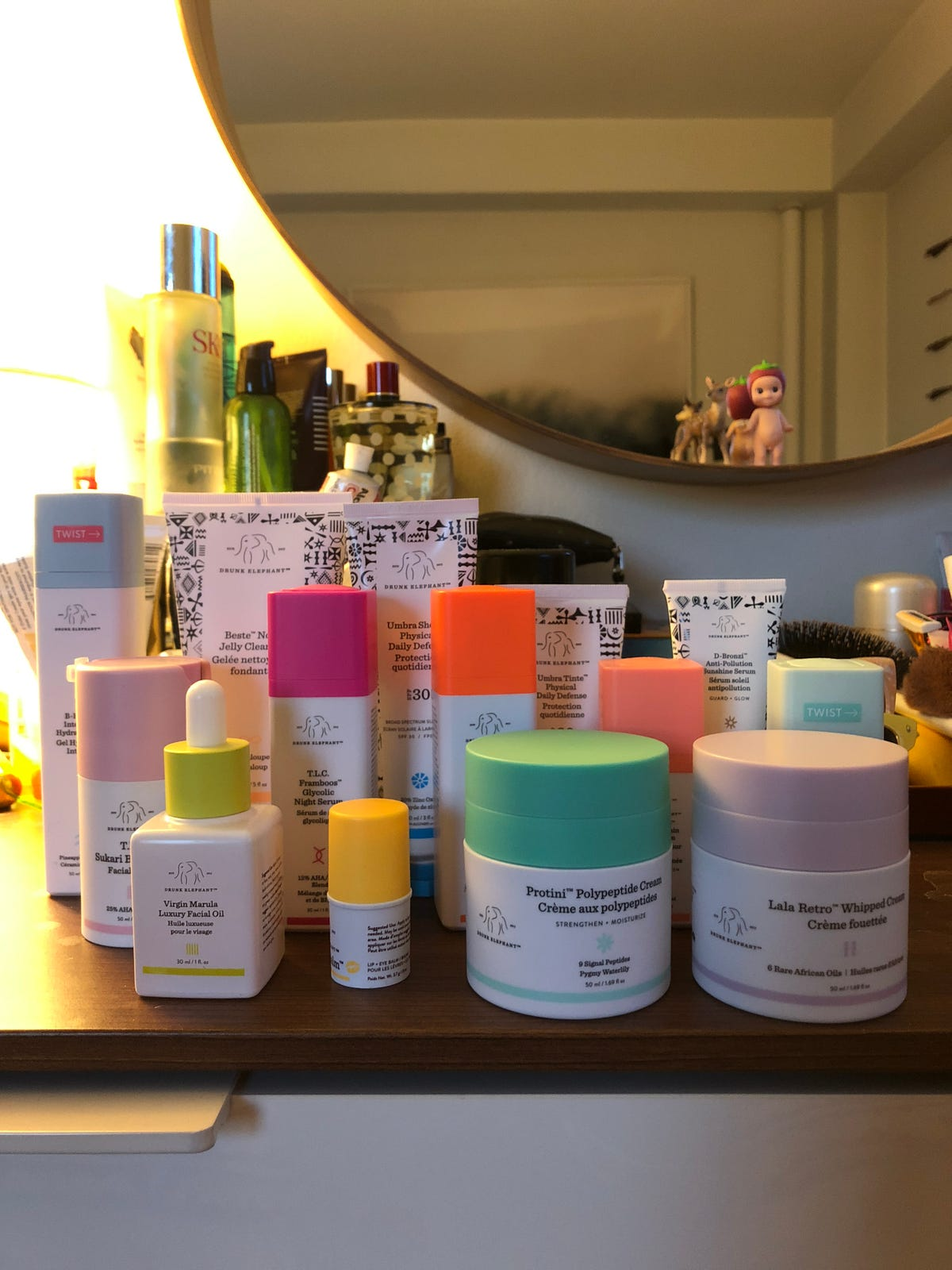 My Honest Review Of The Drunk Elephant Skin Care Line