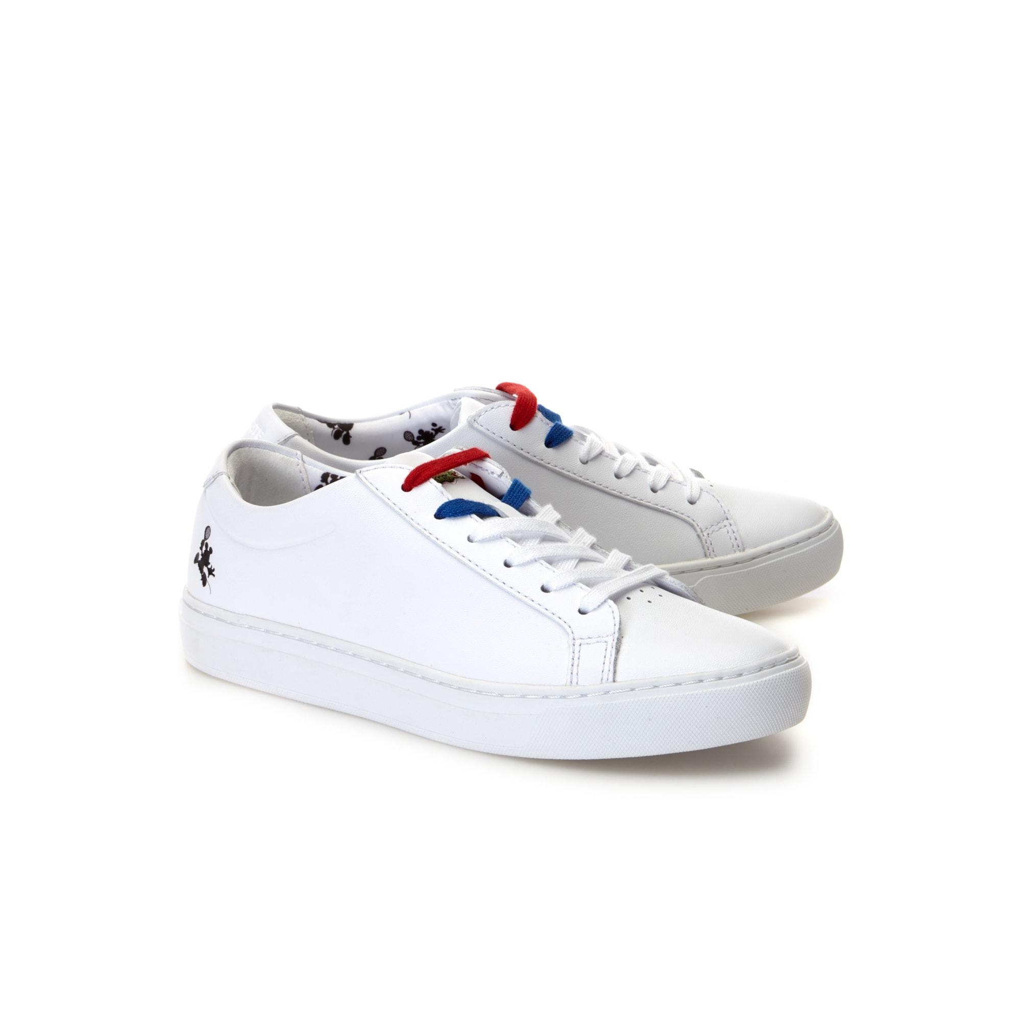 d3449d93496c7 L.12.12 Lacoste Disney Sneakers