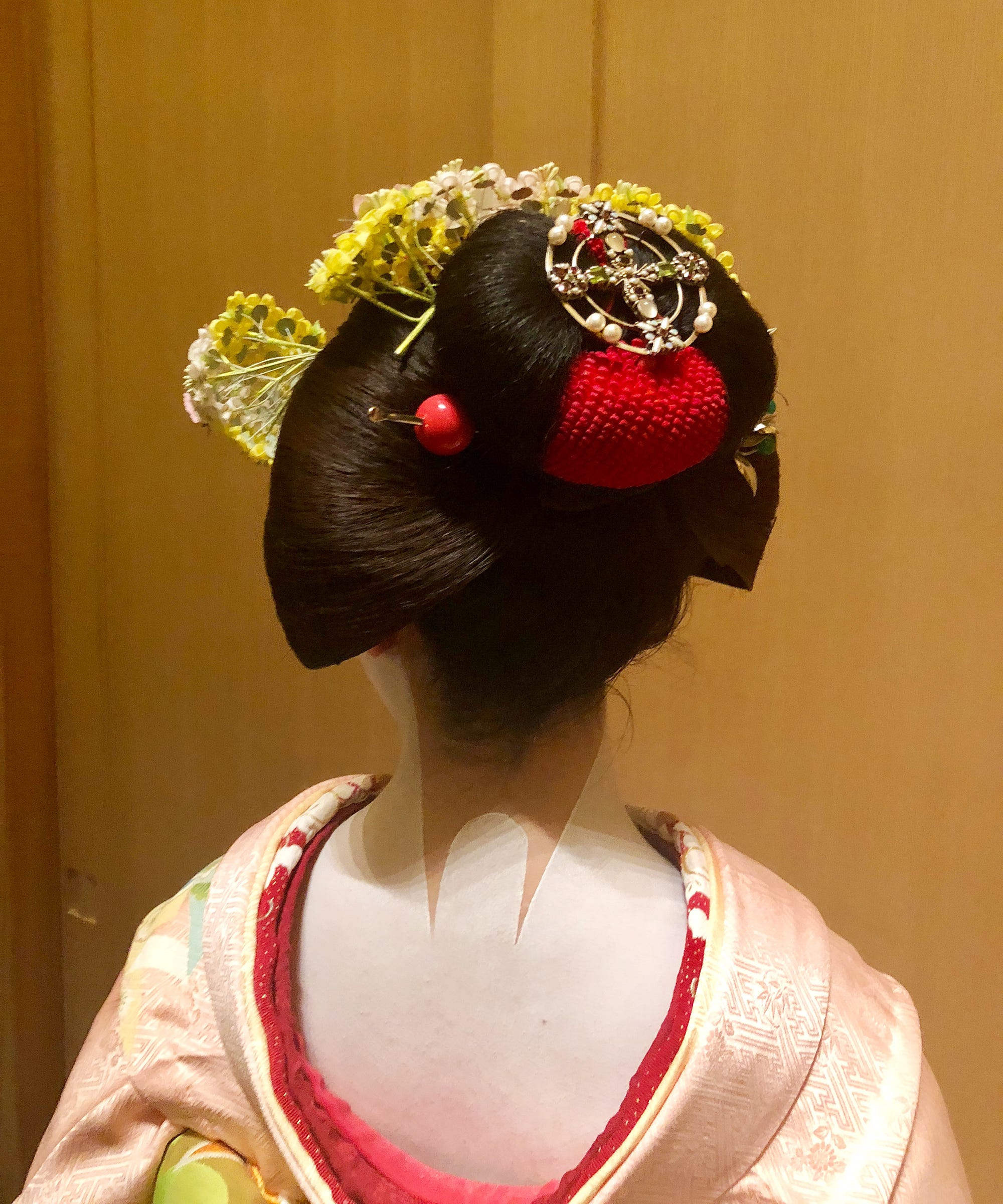 Day In The Life Of A Japanese Maiko