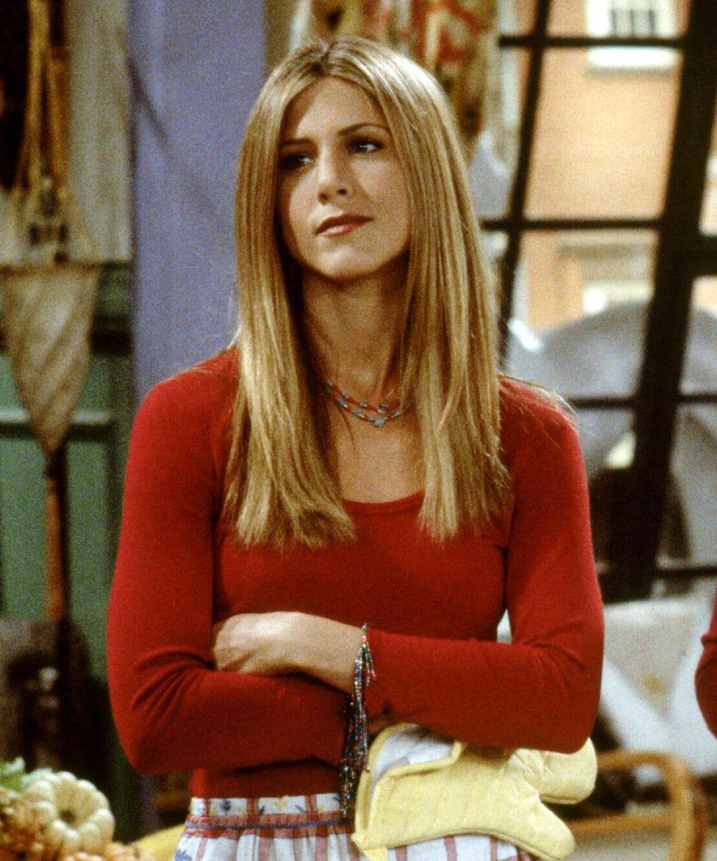 Jennifer Aniston Friends Season 6 Hair - Jennifer Aniston ...