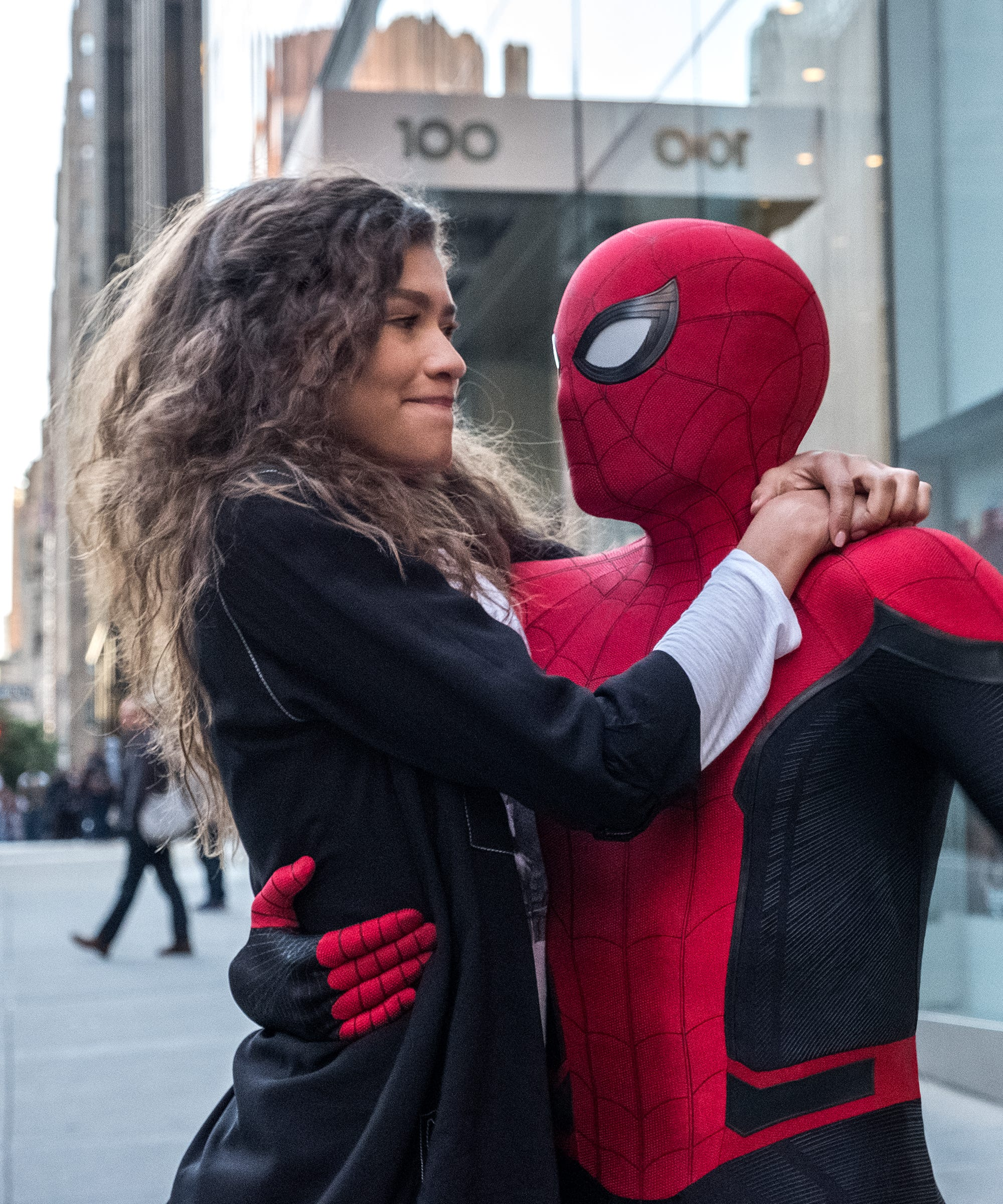 Zendaya Spider Man Character MJ Vs Mary Jane Watson
