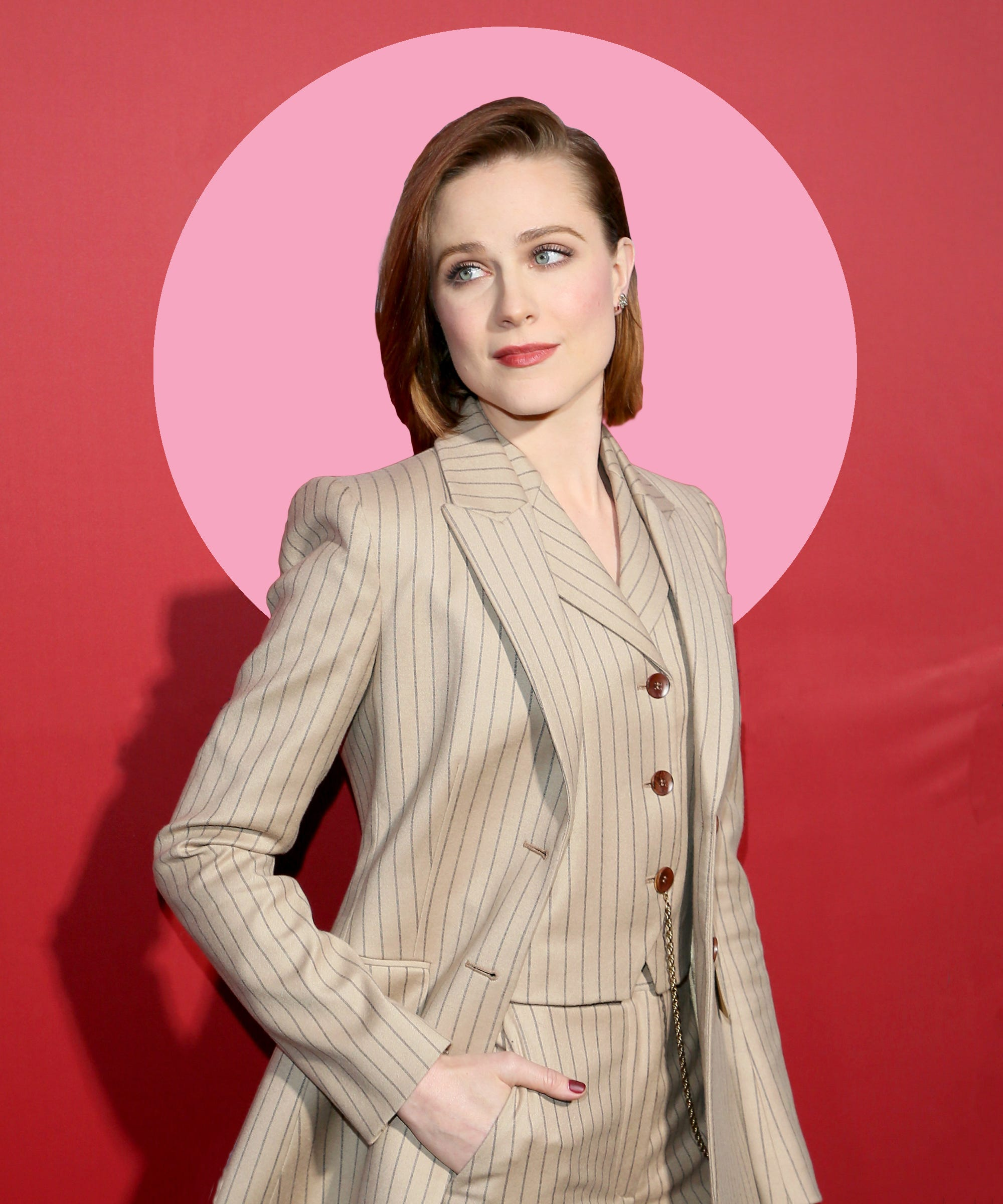 Evan Rachel Wood Is Not A Fan Of This Stranger Things Relationship