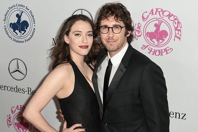 Josh Groban Dating Kat Dennings New Celebrity Couple