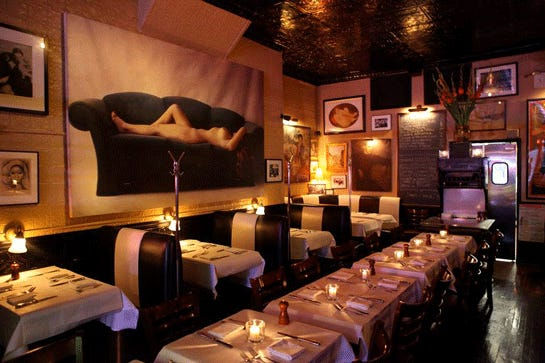 Best Restaurants In Soho Places To Eat