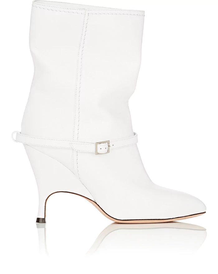 White Boots Trend Fall 2017 Styles Tibi Free People