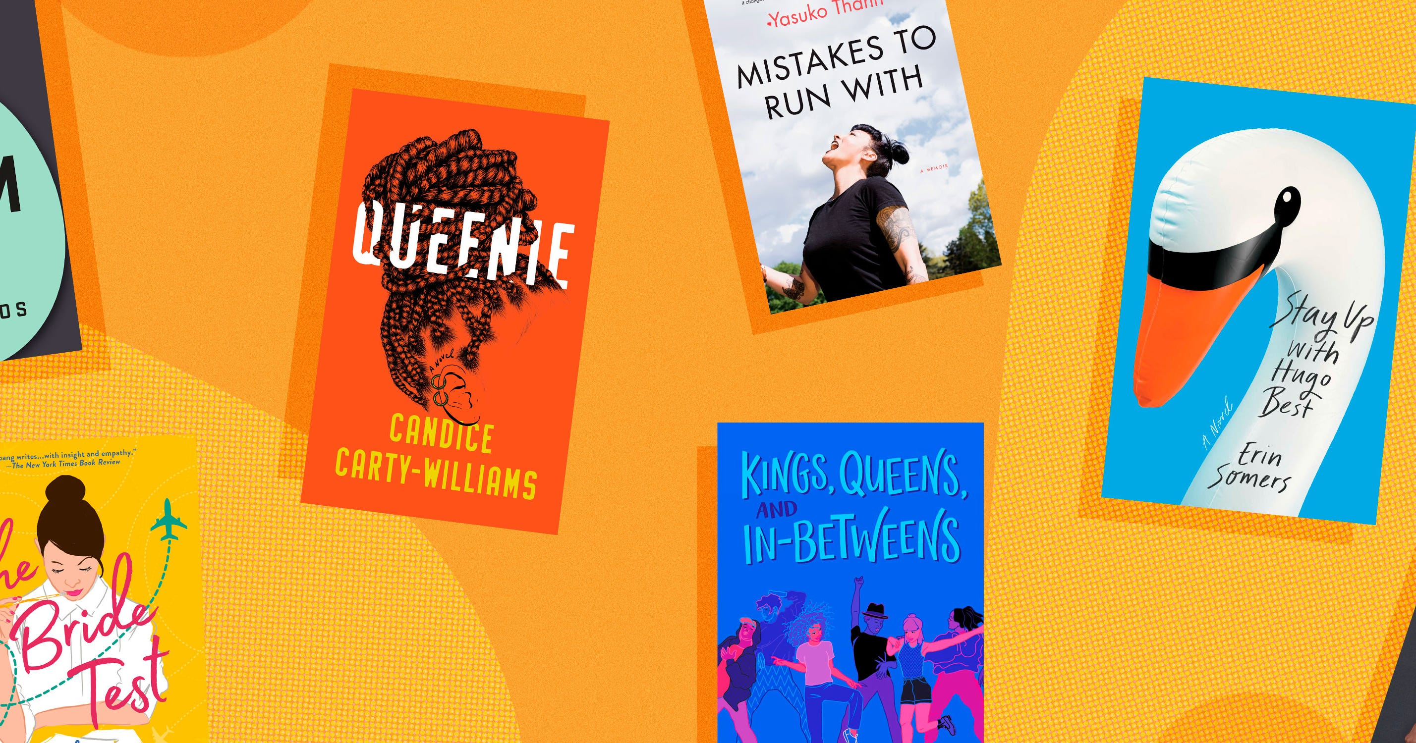 11 Books We Can't Wait To Read This Spring