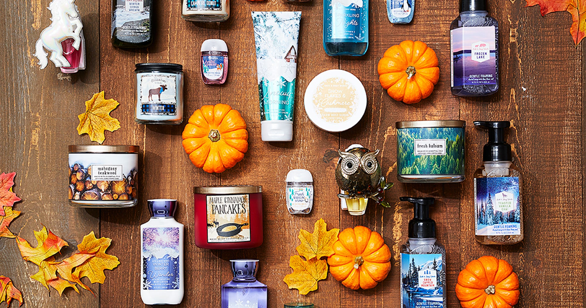 Get Bath And Body Works Buy One Get One Free Sale Now