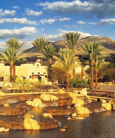 Best spas coolest beauty retreats in america for Best spa retreats in usa